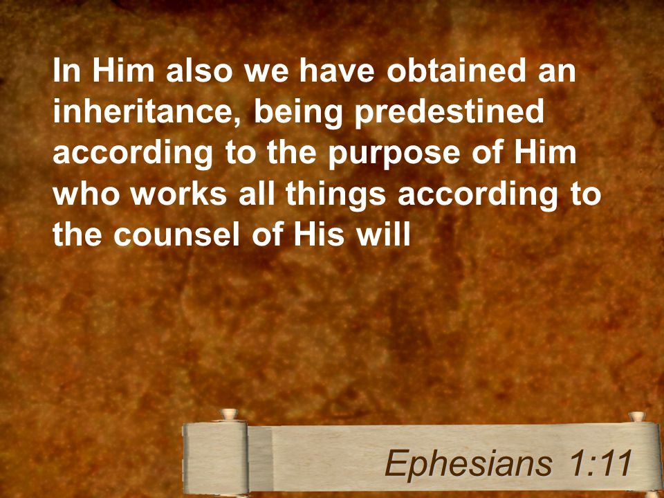 that the God of our Lord Jesus Christ, the Father of glory, may give to you the spirit of wisdom and revelation in the knowledge of Him, the eyes of your understanding being enlightened Ephesians 1:17-18