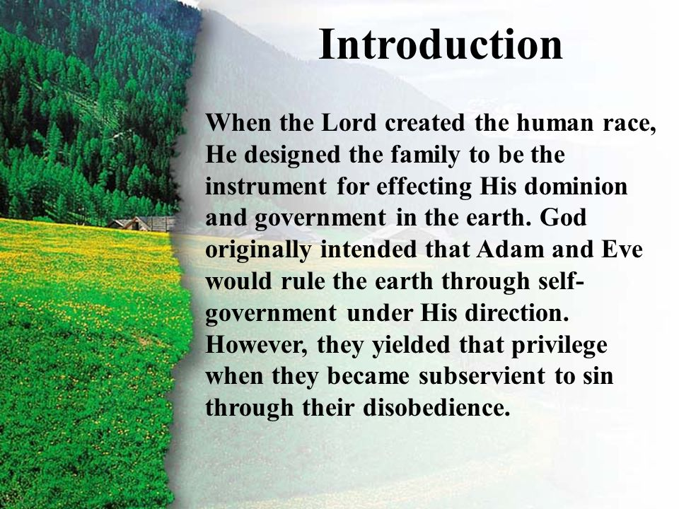 I.Chosen to Be an Heir of God A Abram also had a vision of the Word.