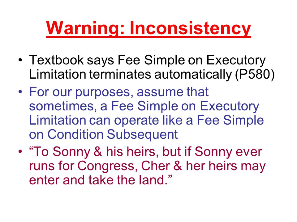 PROBLEM I: MULTI-STEP ANALYSIS FSD or FSCS.CONDITION VIOLATED.