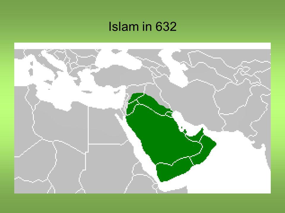 Islam in 632