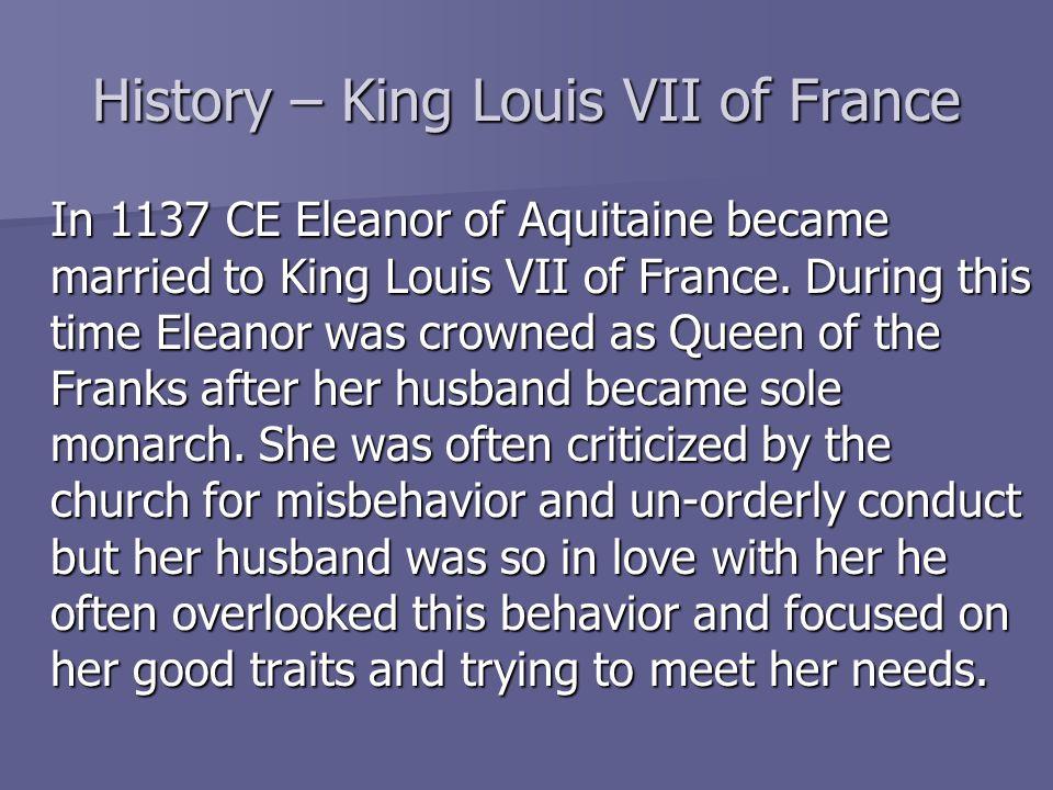 Bibliography Eleanor of Aquitaine. Wikipedia.15 Dec.