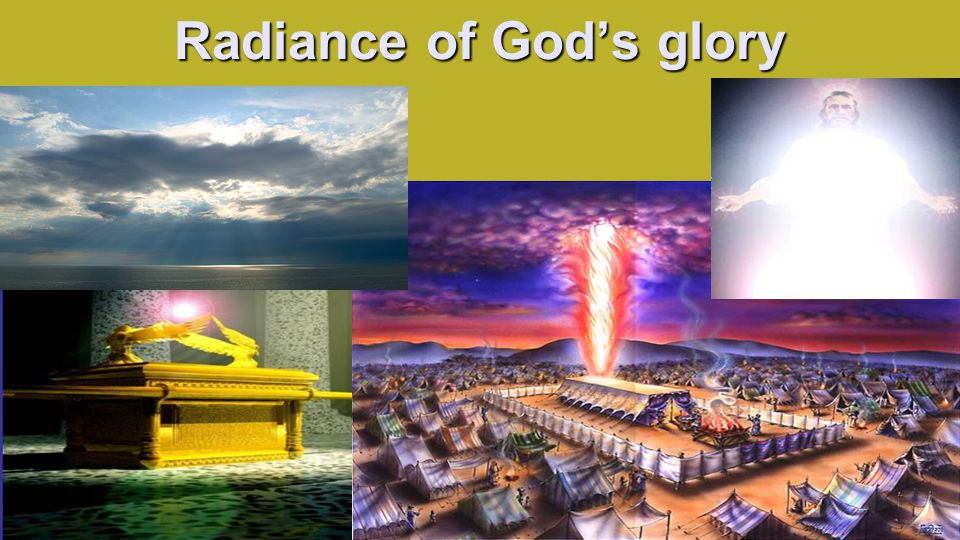 Radiance of God's glory
