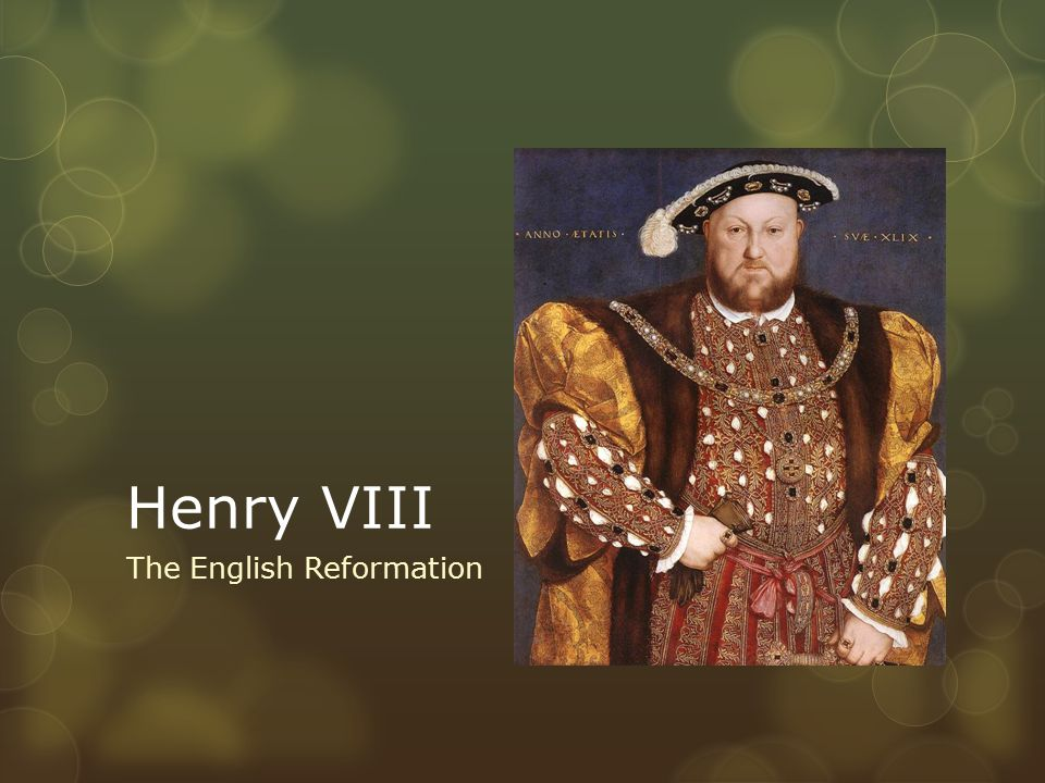 Henry's Later Life  Henry made sure that his sole male heir, Edward, received the best Protestant education possible.
