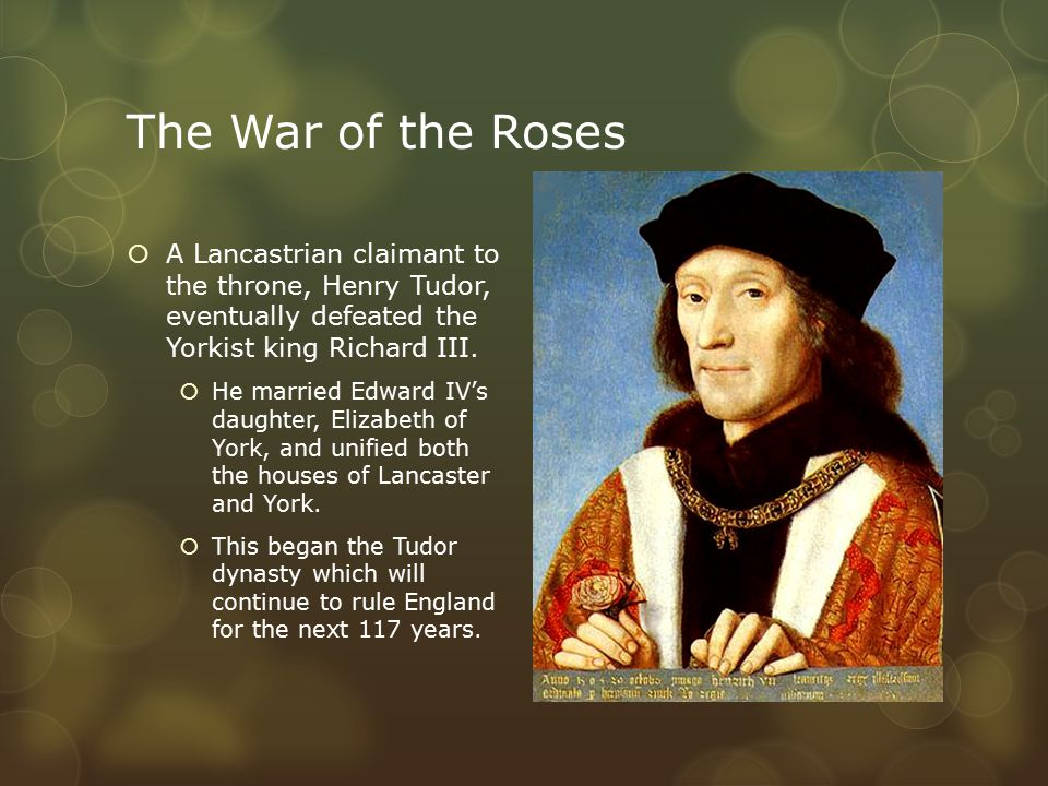 Henry VII  Henry VII's rule was constantly being challenged by rebellion and strife.