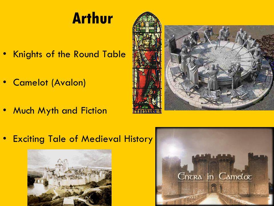 Arthur Celtic Legend Anglo-Saxon Conquest of Britain Excalibur Merlin, Guinevere