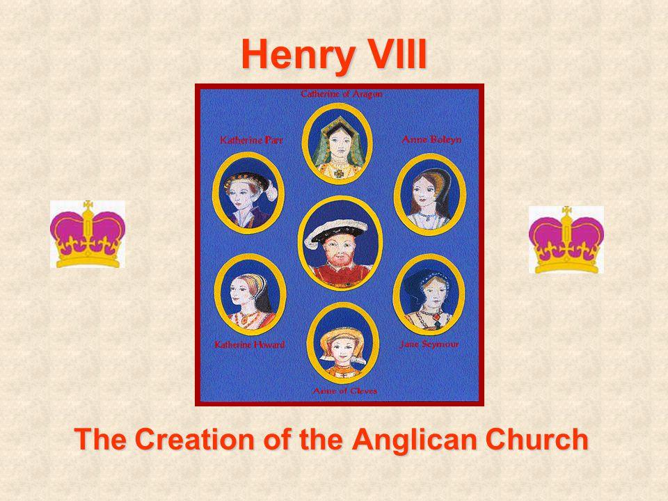 Henry VIII...