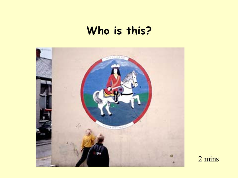 Who is this? 2 mins
