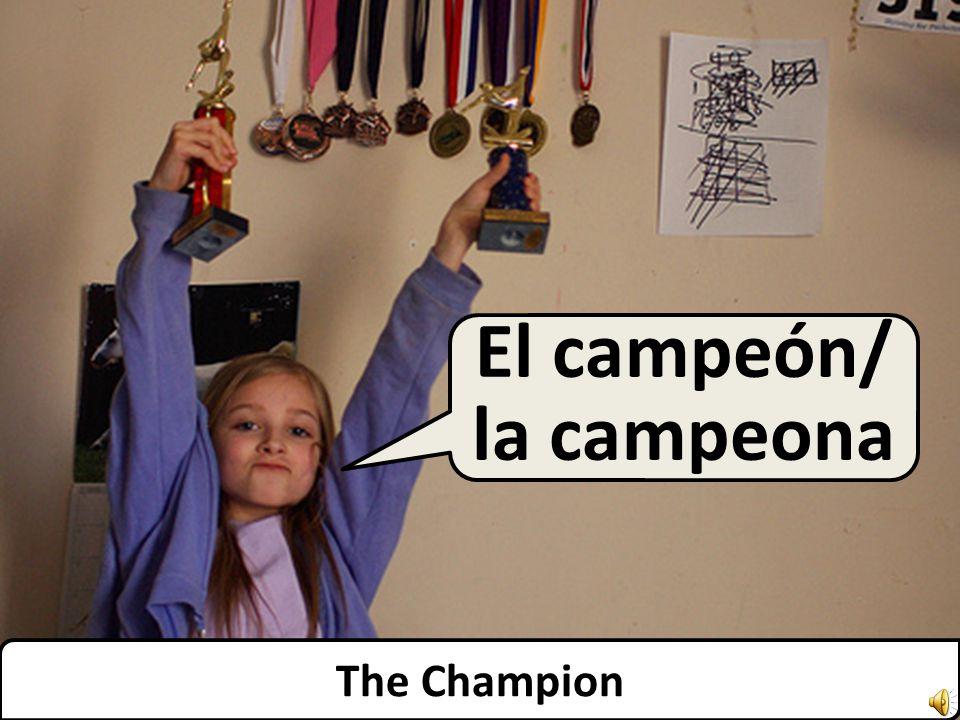 The Winner El ganador