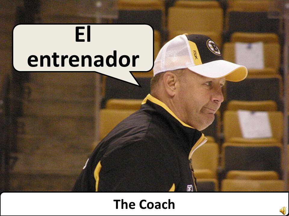 The Champion El campeón/ la campeona