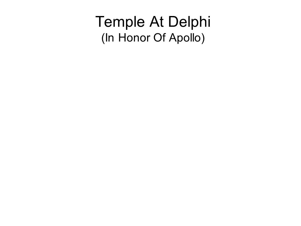 Apollo Son of Zeus; god of prophesy, poetry, music, and healing.