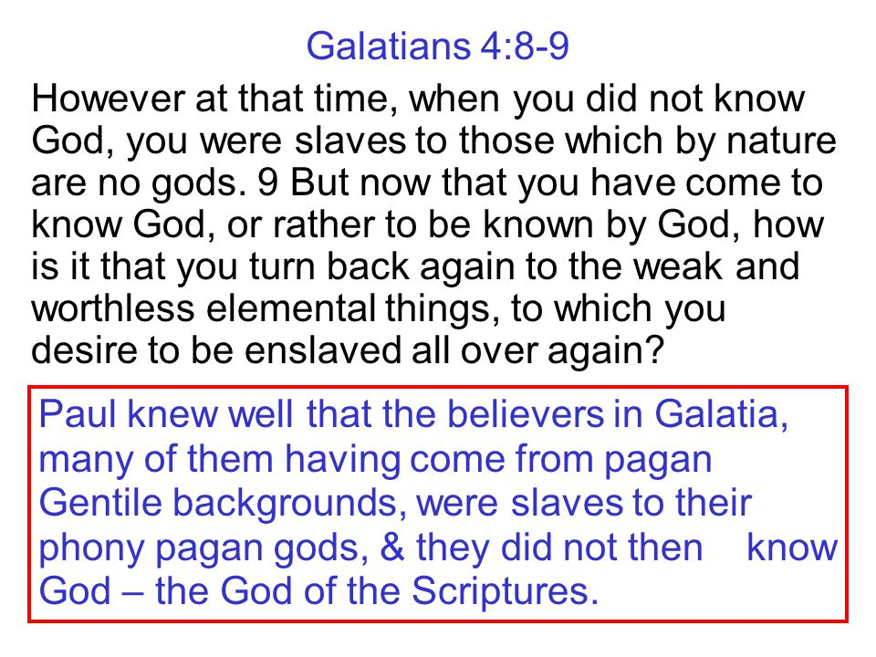 The 'no longers' of Galatians Galatians 2:20 I have been crucified with Christ; and it is no longer I who live, but Christ lives in me; and the life w