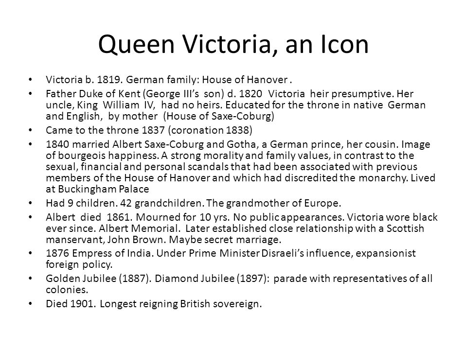 What have we inherited from the Victorians.Modern cities.