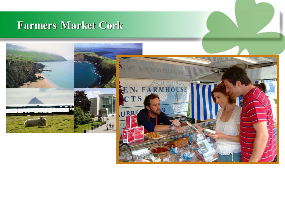 Farmers Market Cork