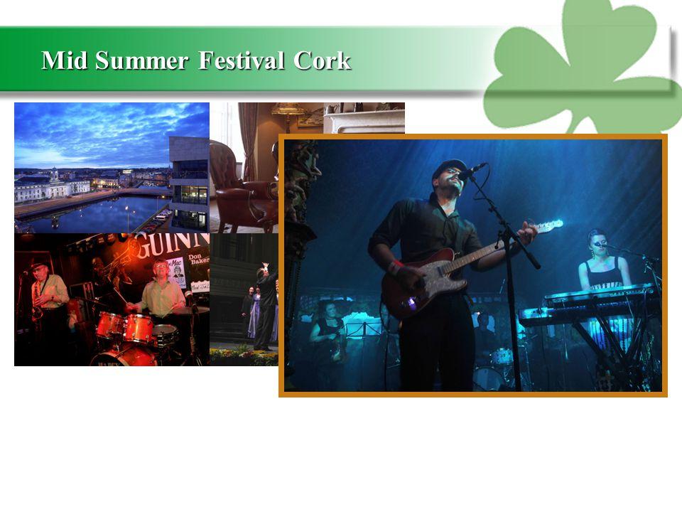 Mid Summer Festival Cork