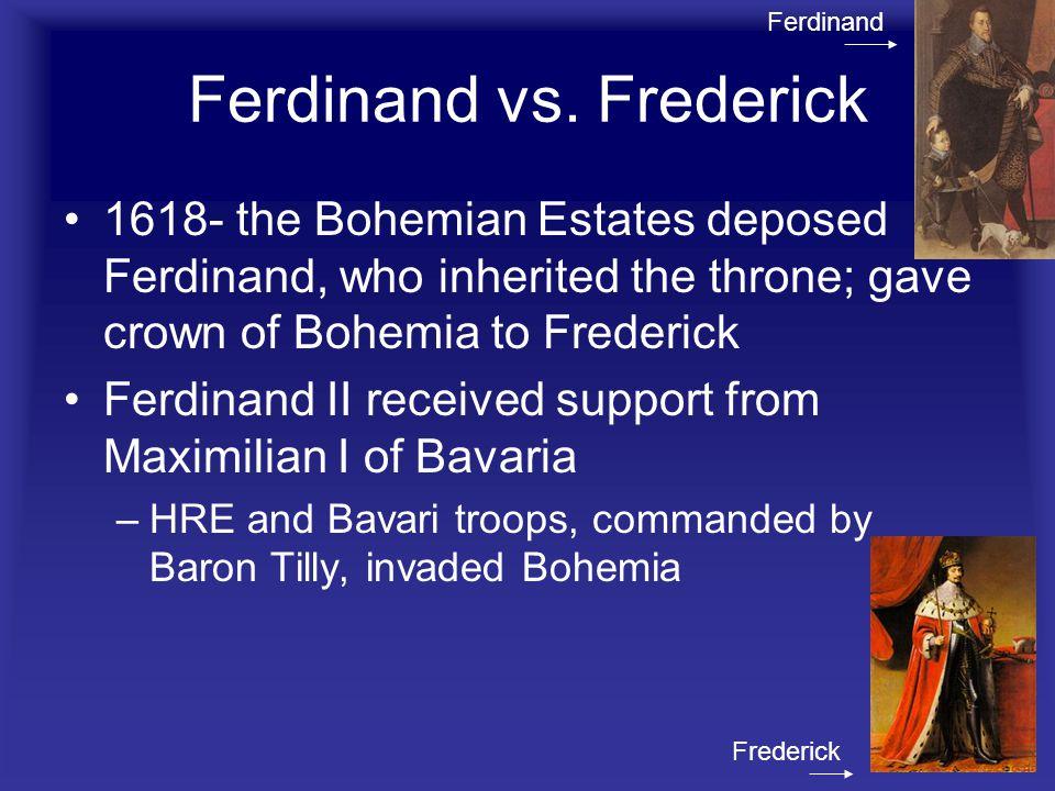 Ferdinand vs.