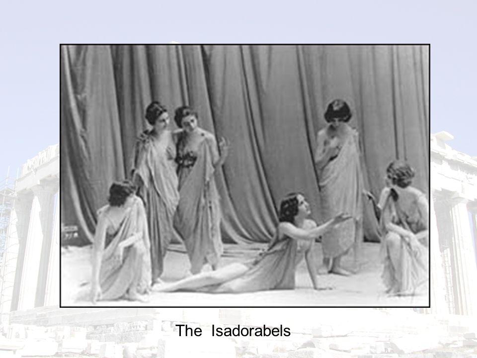 The Isadorabels