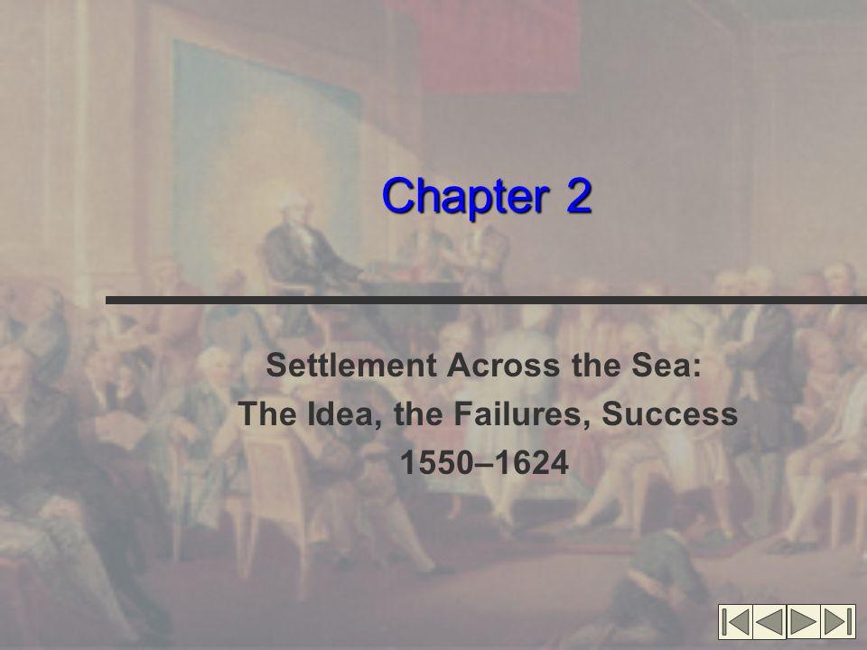 Chapter 2 Settlement Across the Sea: The Idea, the Failures, Success 1550–1624