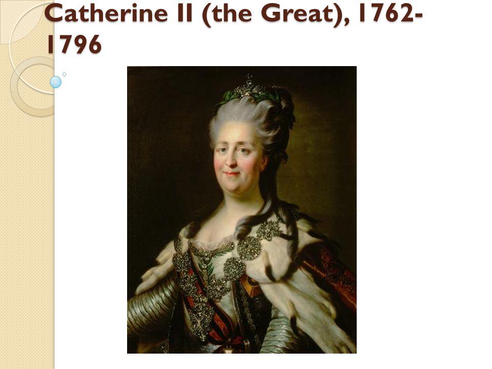 Young Sophie (Catherine) Born in 1729 as Sophie Friederike Auguste von Anhalt-Zerbst-Dornburg in Stettin, Prussia (now Poland).
