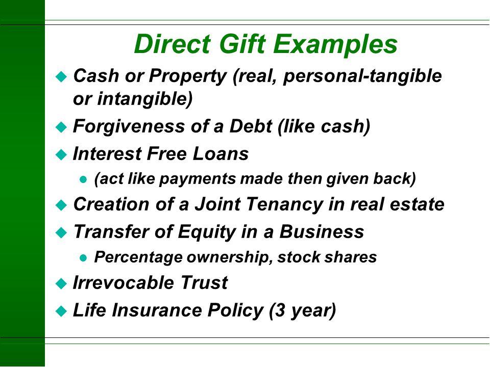 Valuation of Gift Fair Market Value Date of Transfer u Organized market activity u Professional Appraisal u Income potential u Tax assessment