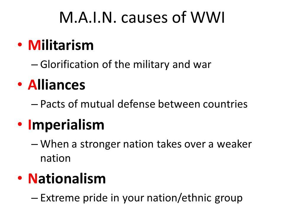 M.A.I.N.