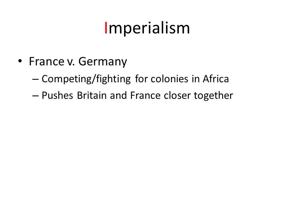 Imperialism France v.