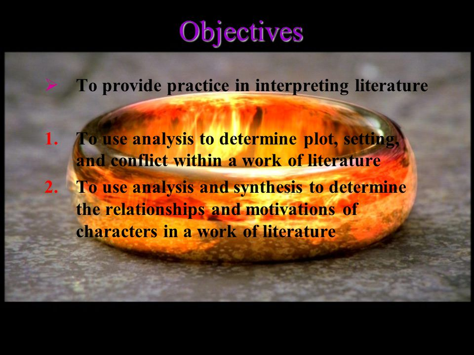Objectives  To provide practice in writing an essay for the GED.