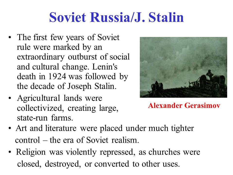 Soviet Russia/J.