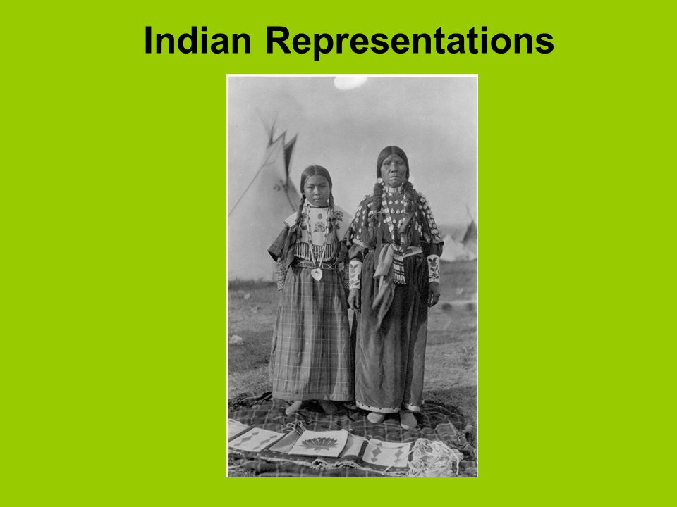 Indian Representations
