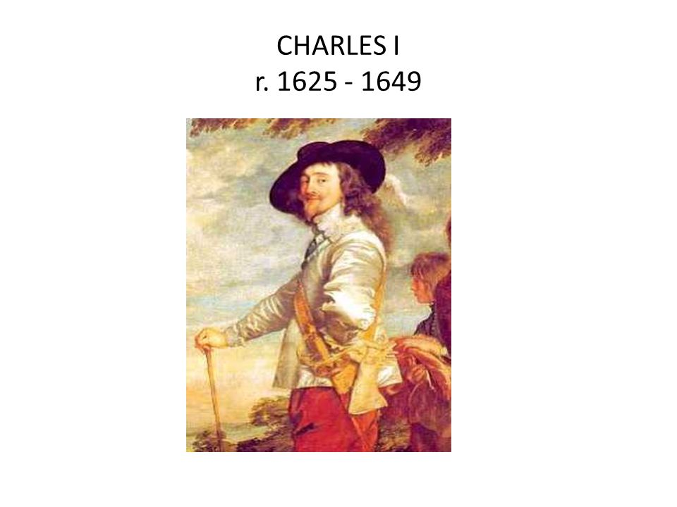 Charles, an Anglican, married Henrietta Maria a French Catholic.