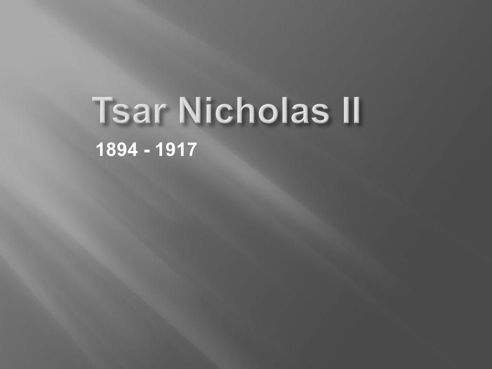 1894 - 1917