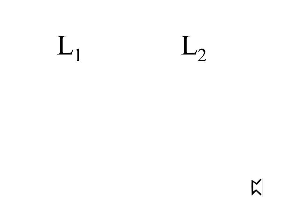 L1L1 L2L2