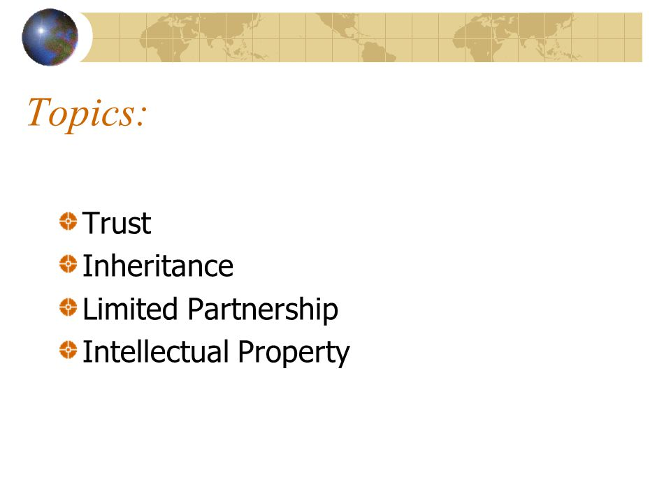 Partnership – LOLPA – Rights of general partner : s 9 Rights of general partner The rights of a general partner in an offshore limited partnership general partner is similar to that of a partner in a partnership except for certain acts, the written consent or ratification by all the limited partners are required.