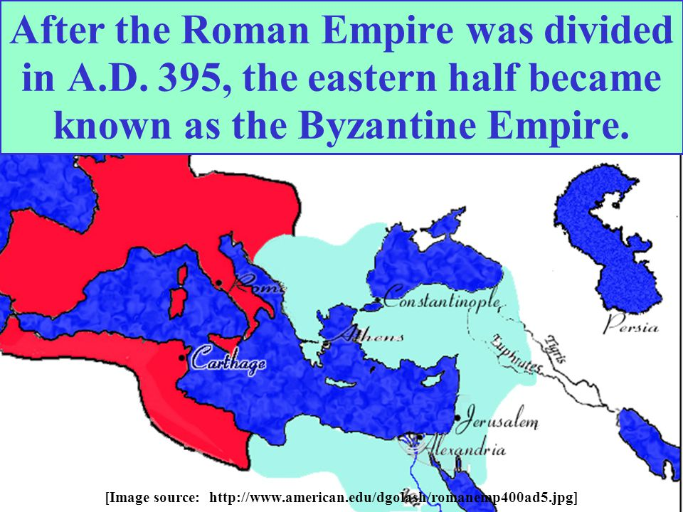 Constantinople was known as the New Rome, because its emperors were Romans who spoke Latin and many of its wealthy families came from Rome.