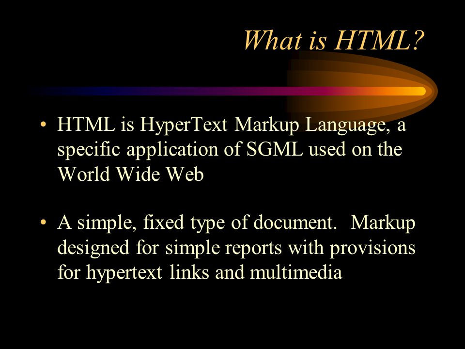 What does XML mean for e-commerce.