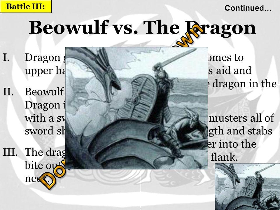 Beowulf vs.