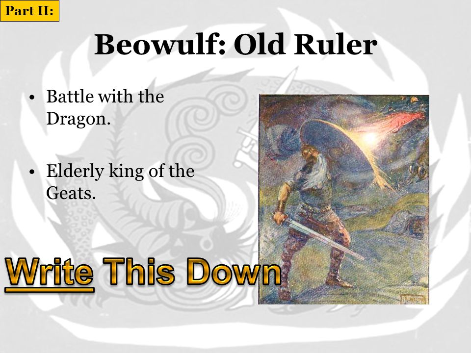 Beowulf: Young Warrior The first two battles take place in this stage.