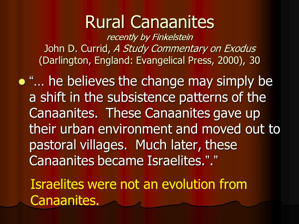 Rural Canaanites recently by Finkelstein John D.