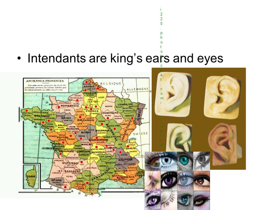Intendants are king's ears and eyes See full-size image. i220.photobucket.com/.../world_rock4/eyes.jpg407 x 301 - 112kSee full-size image. i220.photob