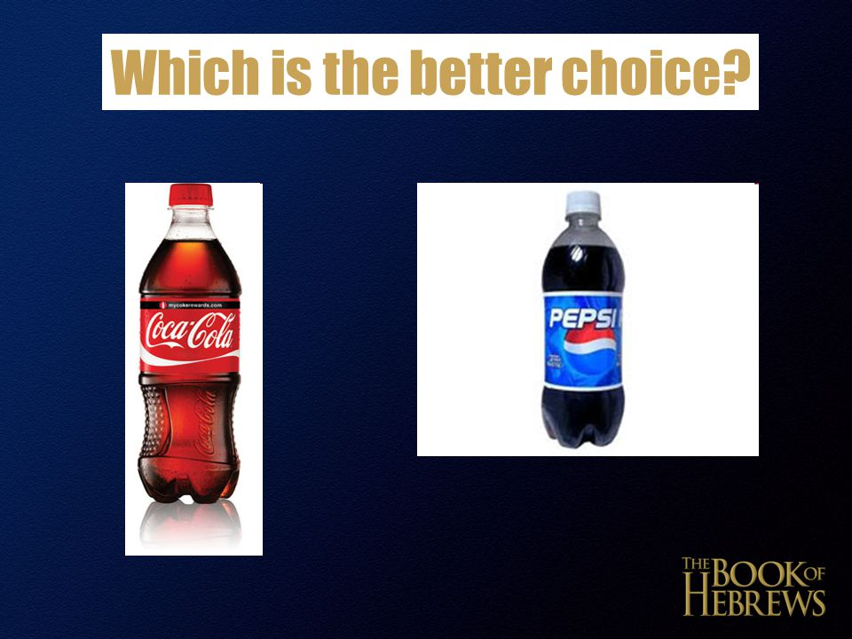 Which is the better choice?