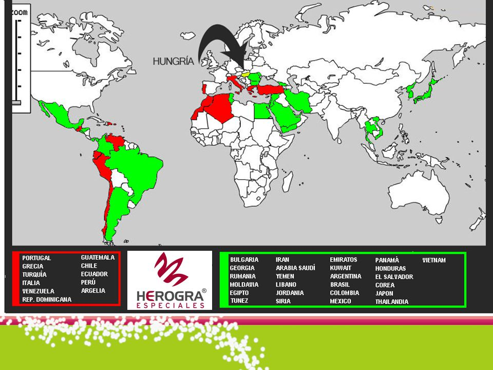 11. OUR FUTURE APPROACHES HEROGRA ESPECIALES raises the future by firms approaches to continue with its uninterrupted expansion The pillars of future