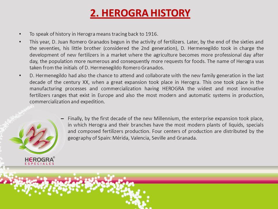 1. OUR DATAS Herogra Especiales, S.L. CIF: B-18361329 TEL: +34 958 490002. Fax +34 958 466941 Address: Calle Loja, S/N. Pol. Juncaril Albolote. 18220