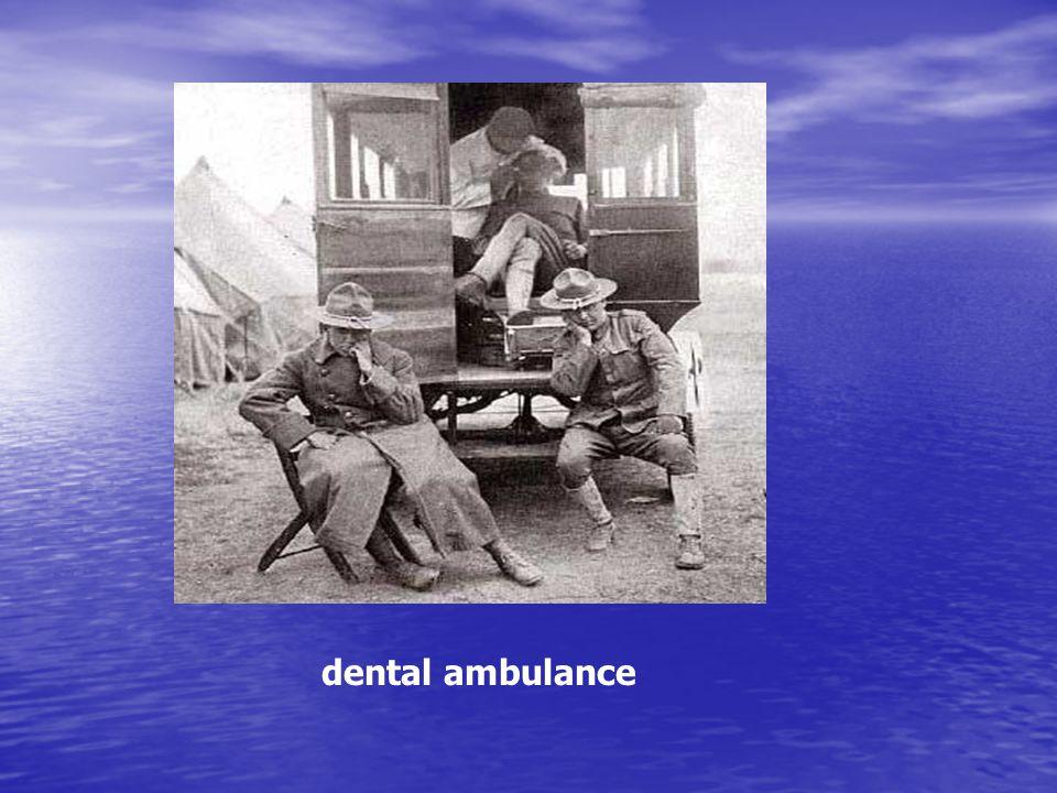 dental ambulance