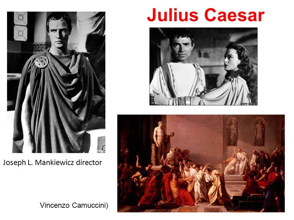 Julius Caesar Joseph L. Mankiewicz director Vincenzo Camuccini)