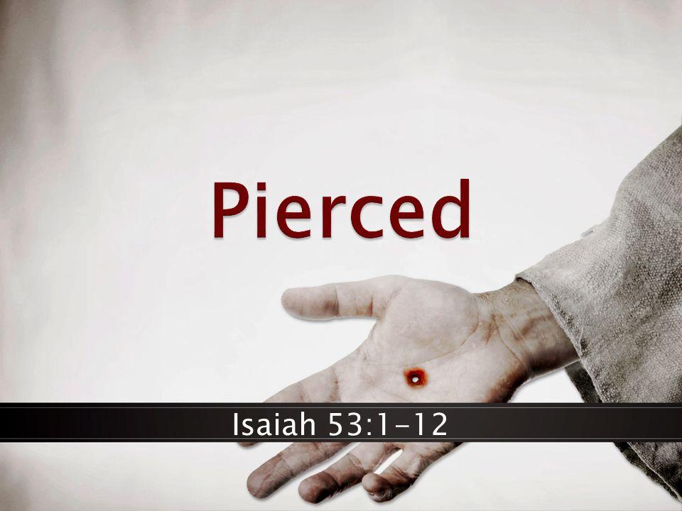 Isaiah 53:1-12