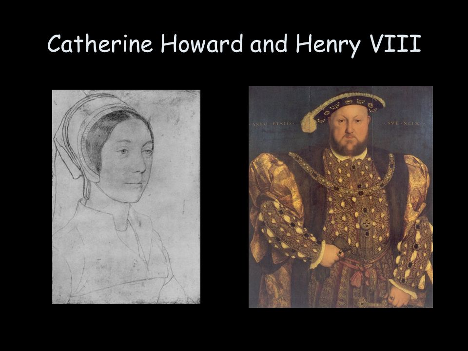 Catherine Howard and Henry VIII