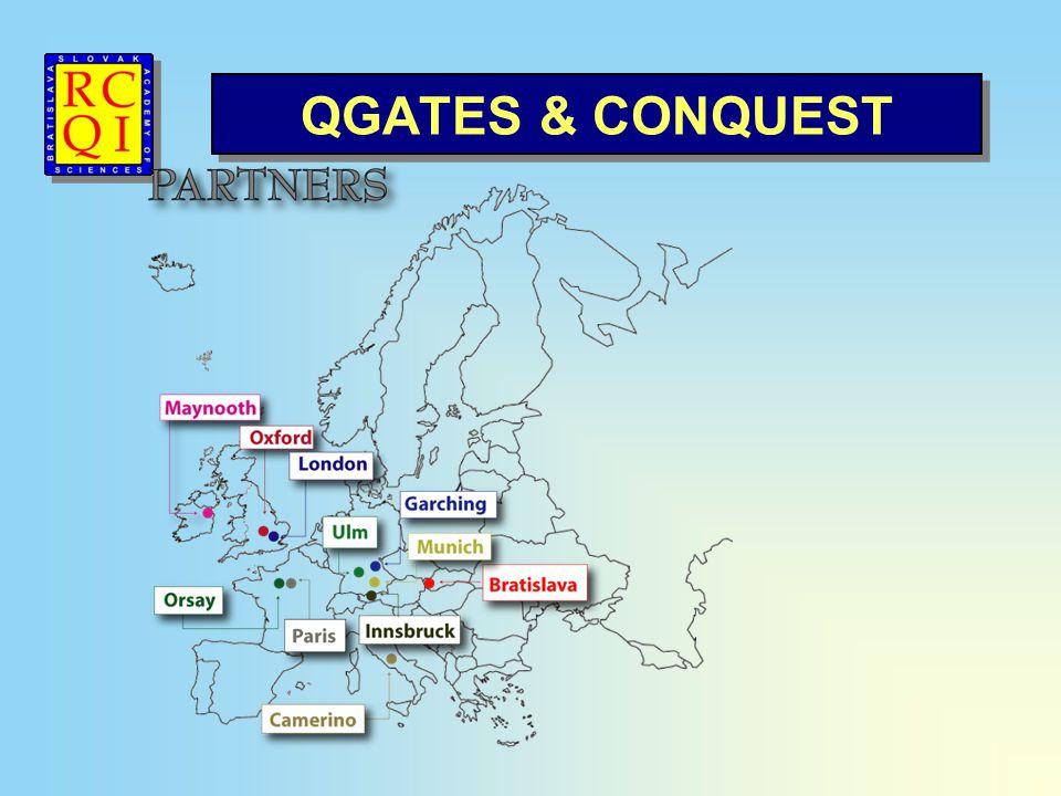 QGATES & CONQUEST