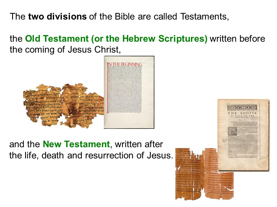 The internal testimony of the Bible itself attests to the fact of its divine inspiration.