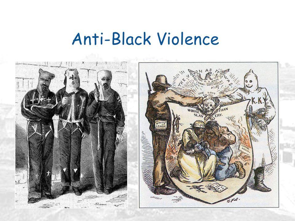 Anti-Black Violence