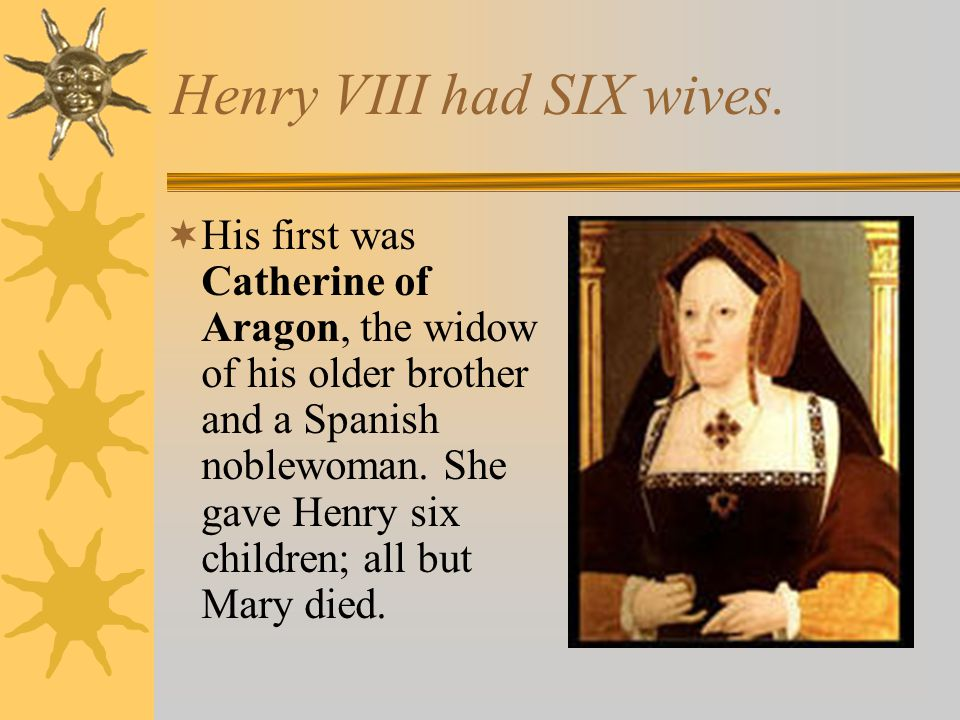Henry VIII was interested in the arts, sciences, humanities, and religion.