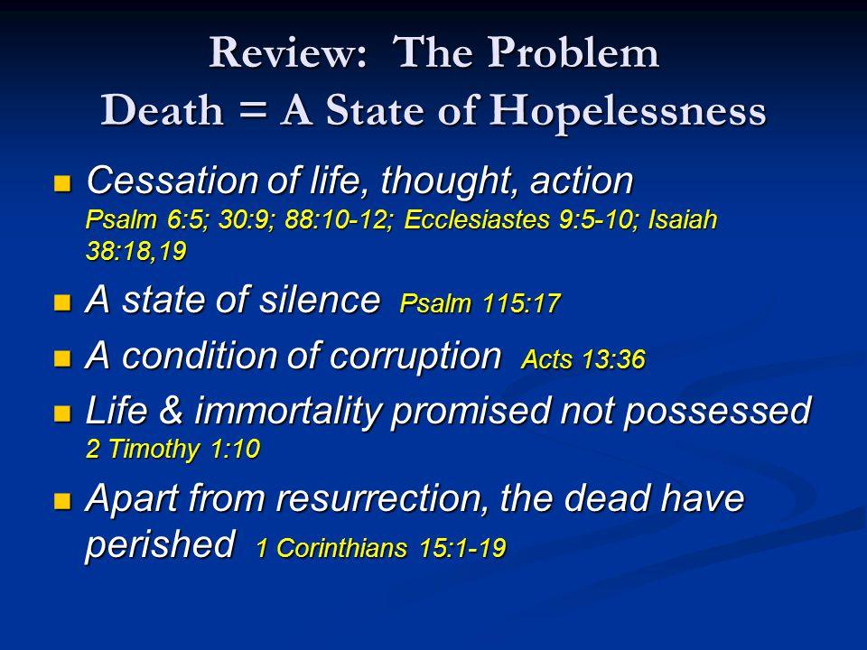 God's 3 Major Promises Promise in Eden Promise in Eden Promise to Abraham Promise to Abraham Promise to David Promise to David